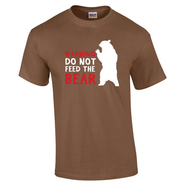 Do Not Feed The Bear T-Shirt - BBT Clothing - 6