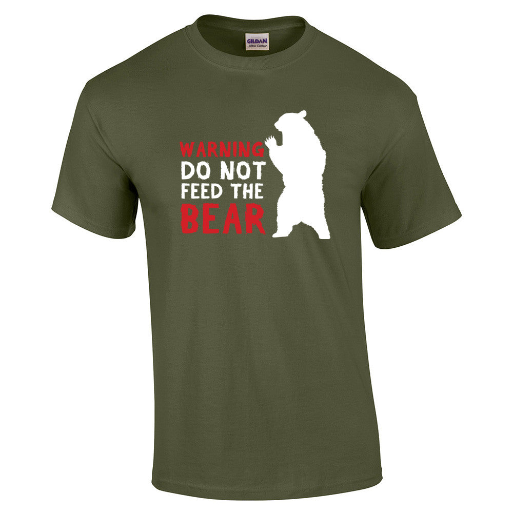 Do Not Feed The Bear T-Shirt - BBT Clothing - 7