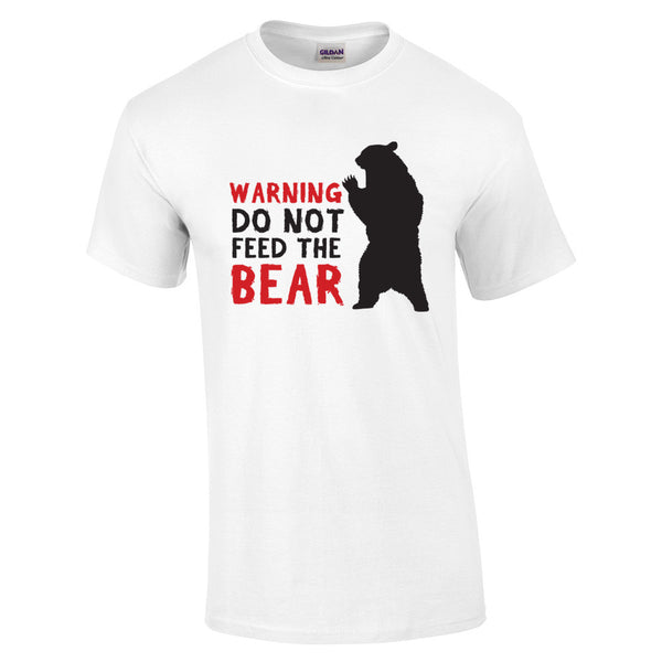 Do Not Feed The Bear T-Shirt - BBT Clothing - 9