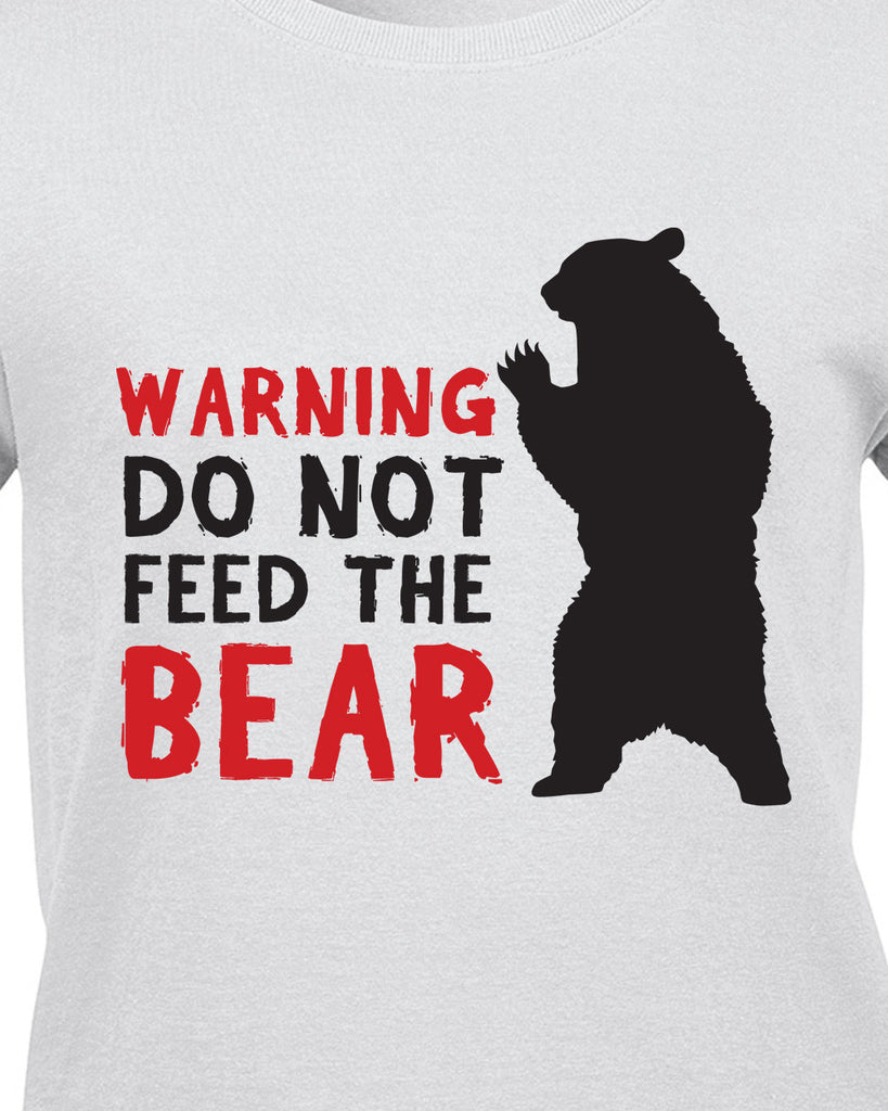 Do Not Feed The Bear T-Shirt - BBT Clothing - 10