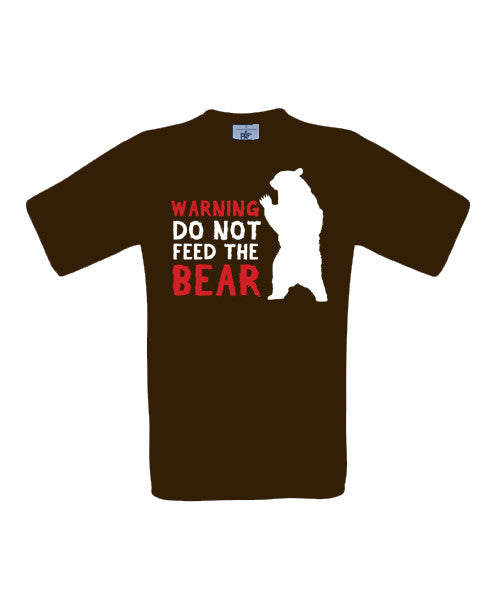 Do Not Feed The Bear T-Shirt - BBT Clothing - 3