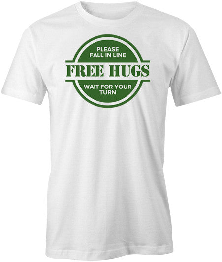 Free Hugs T-Shirt - BBT Clothing - 1