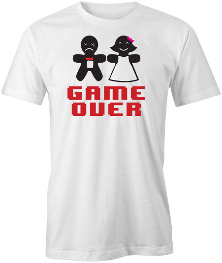 Game Over T-Shirt - BBT Clothing - 1
