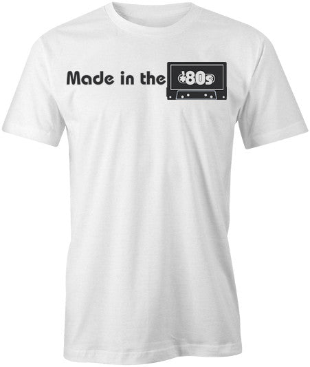 Made in the 80's T-Shirt - BBT Clothing - 1