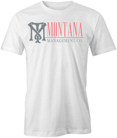 Montana Management T-Shirt - BBT Clothing - 1