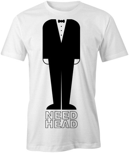 Need Head T-Shirt - BBT Clothing - 1