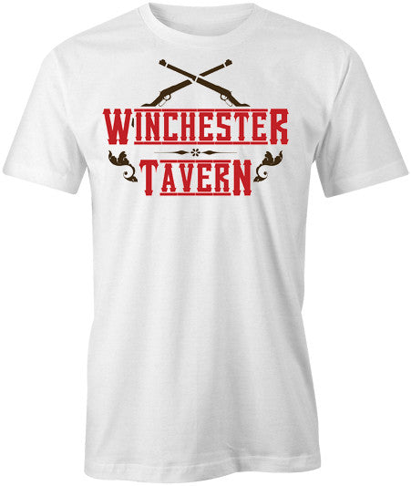 Winchester Tavern T-Shirt - BBT Clothing - 1