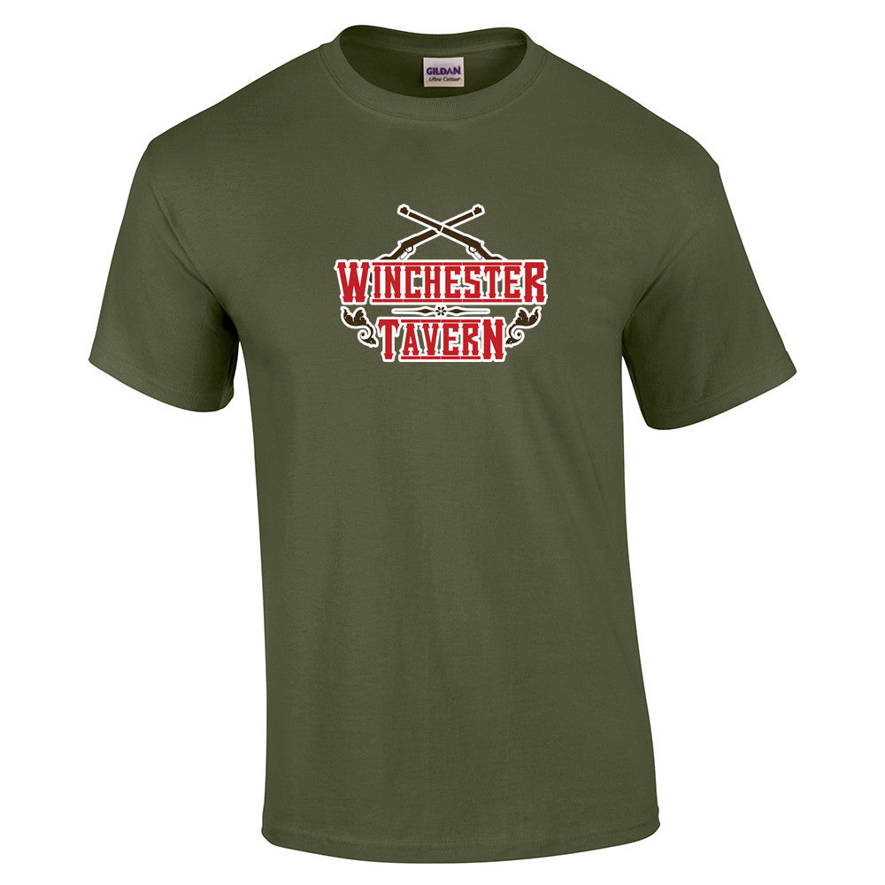 Winchester Tavern T-Shirt - BBT Clothing - 14