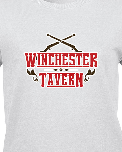 Winchester Tavern T-Shirt - BBT Clothing - 17