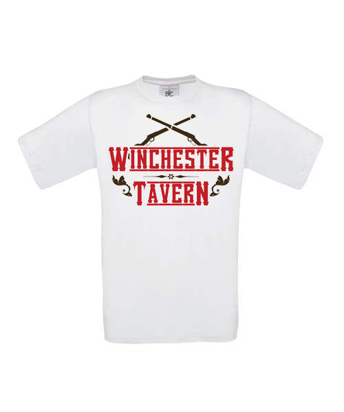 Winchester Tavern T-Shirt - BBT Clothing - 3