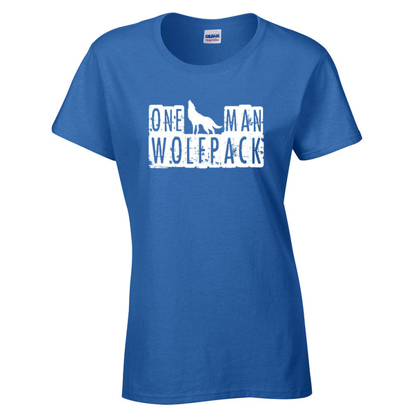 One Man Wolfpack T-Shirt - BBT Clothing - 5