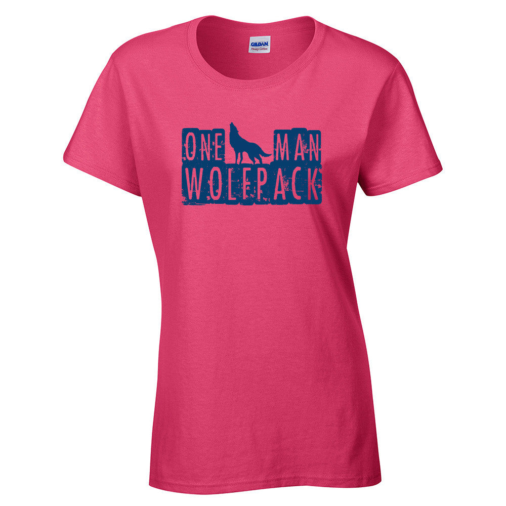One Man Wolfpack T-Shirt - BBT Clothing - 6