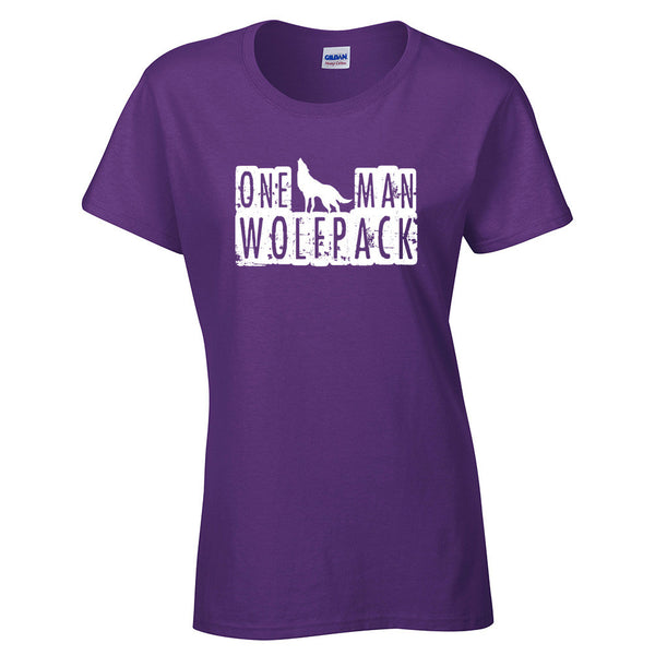 One Man Wolfpack T-Shirt - BBT Clothing - 8
