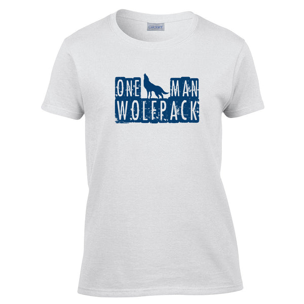 One Man Wolfpack T-Shirt - BBT Clothing - 10
