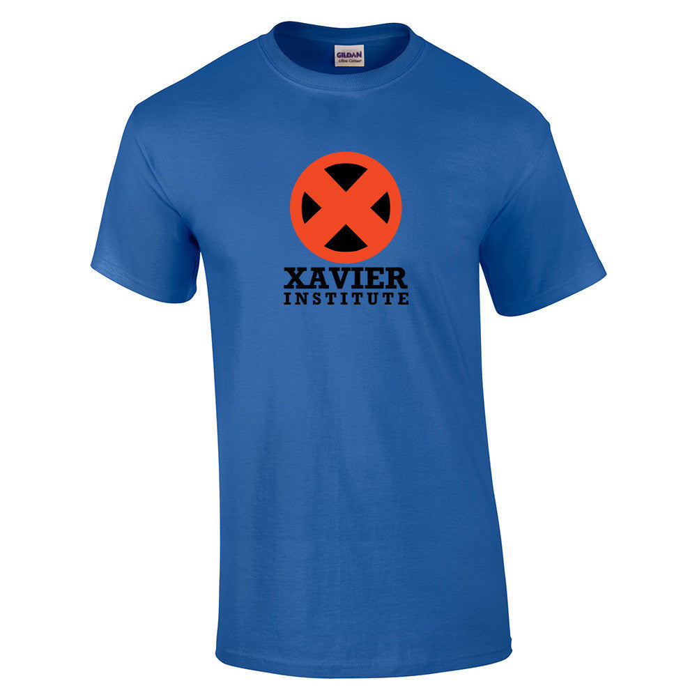 Xavier Institute T-Shirt - BBT Clothing - 12