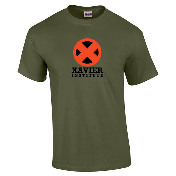 Xavier Institute T-Shirt - BBT Clothing - 14