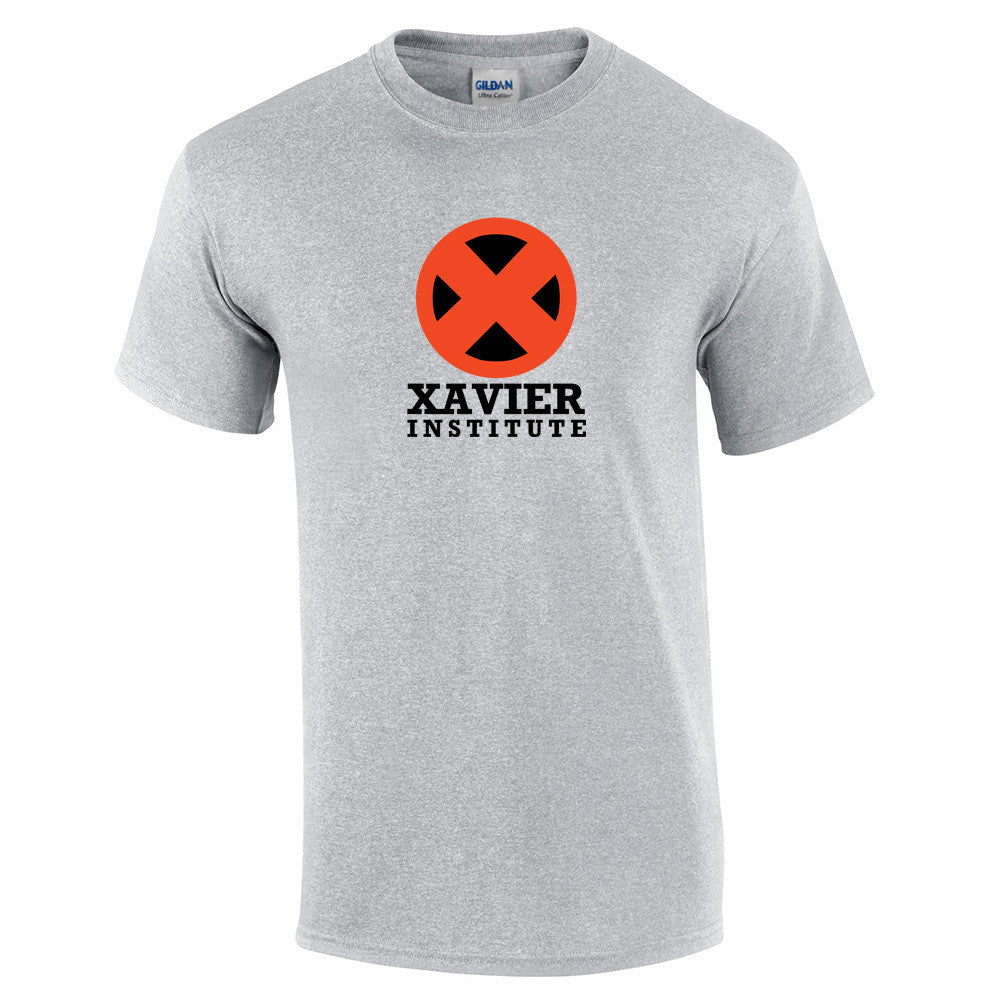 Xavier Institute T-Shirt - BBT Clothing - 15