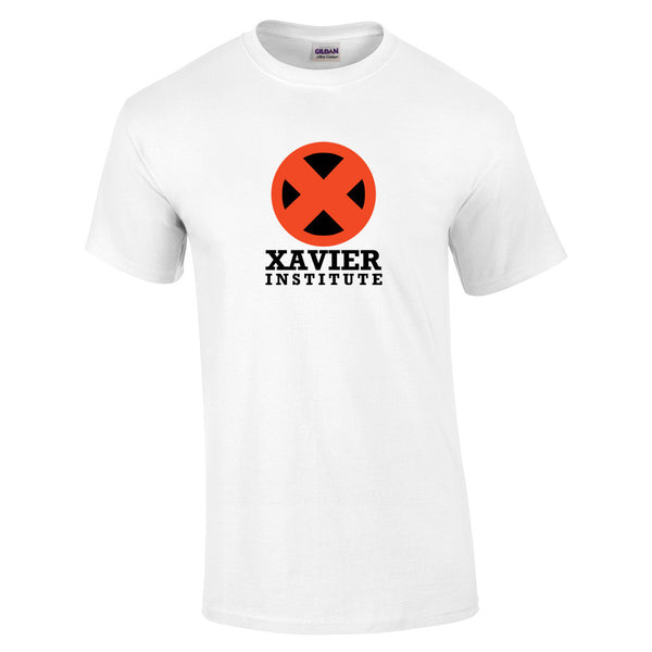 Xavier Institute T-Shirt - BBT Clothing - 16