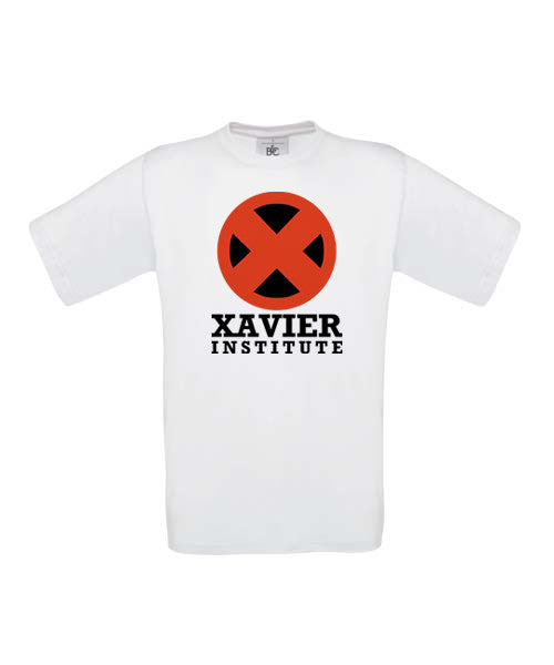 Xavier Institute T-Shirt - BBT Clothing - 3