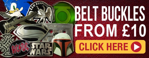 Belt Buckles from £10