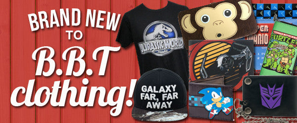Brand New To BBT Clothing!