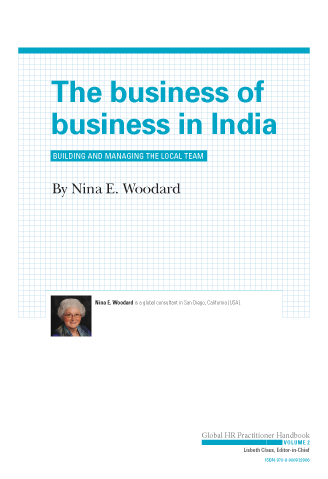 The Business of Business in India