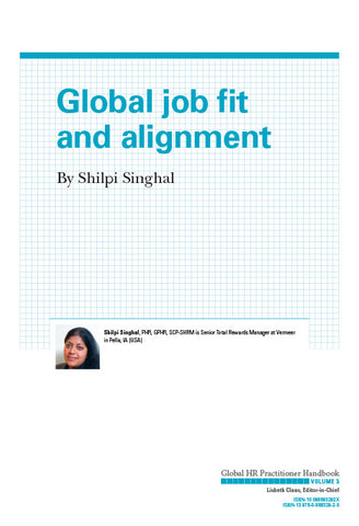 Global Job Fit and Alignment