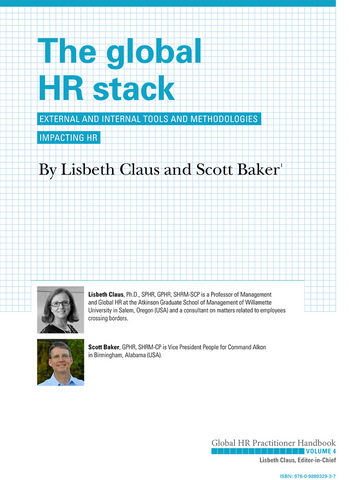 The Global HR Stack
