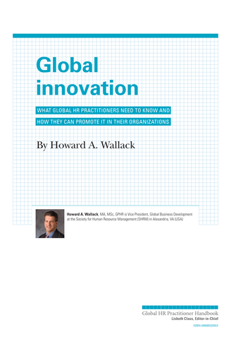Global Innovation (University / Corporate Use)