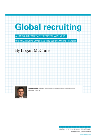 Global Recruiting (University / Corporate Use)