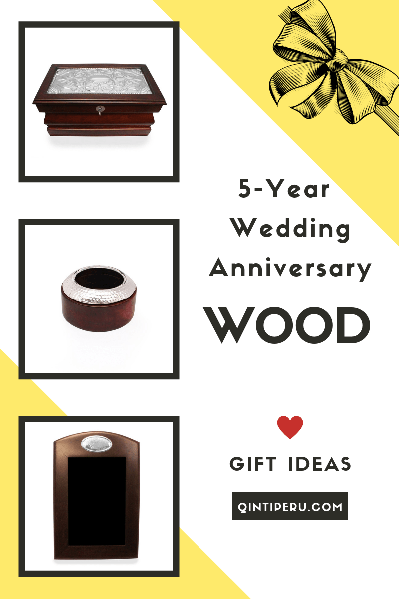 5th year Anniversary Gift Ideas for Wife - Qinti - The Peruvian Shop