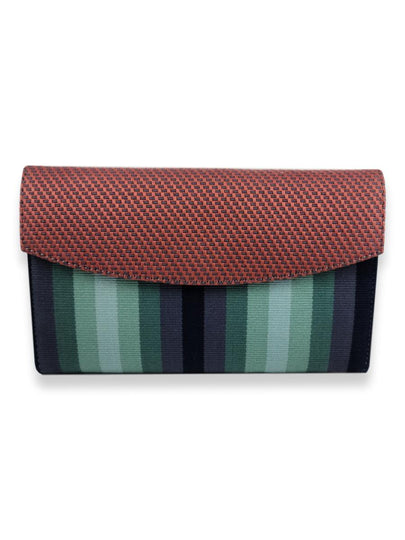 Small Classic Clutch -  Ocean Sunset