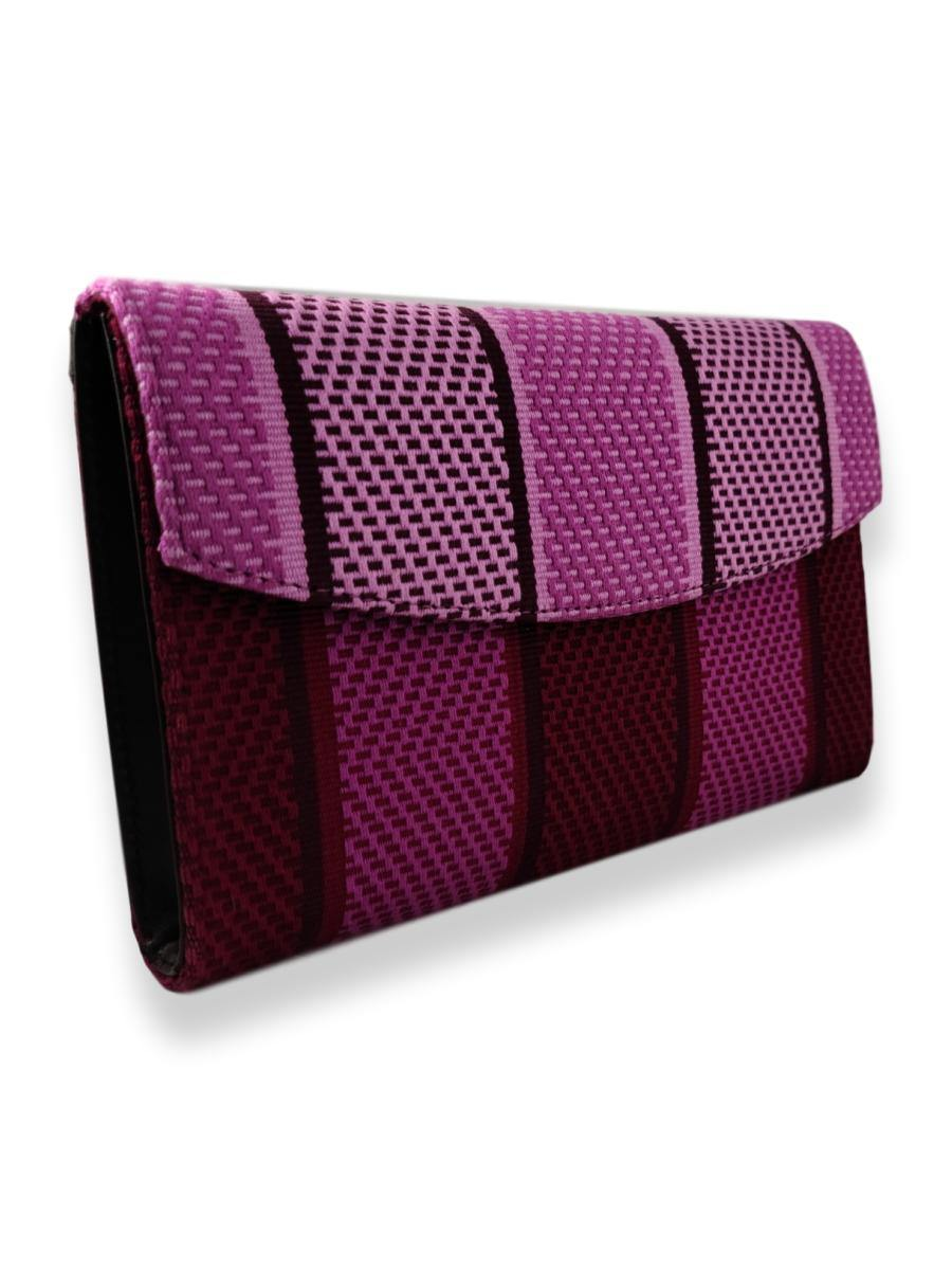 Small Clutch - Pink Orchid - Qinti - The Peruvian Shop