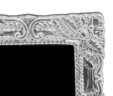AMAZONAS - Sterling Silver Frame , Classic frame - ARTISANS ON MAIN STREET, {Artisan_Silver_Gifts} - 2