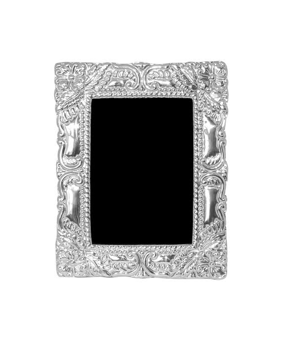 AMAZONAS - Sterling Silver Frame - Qinti - The Peruvian Shop