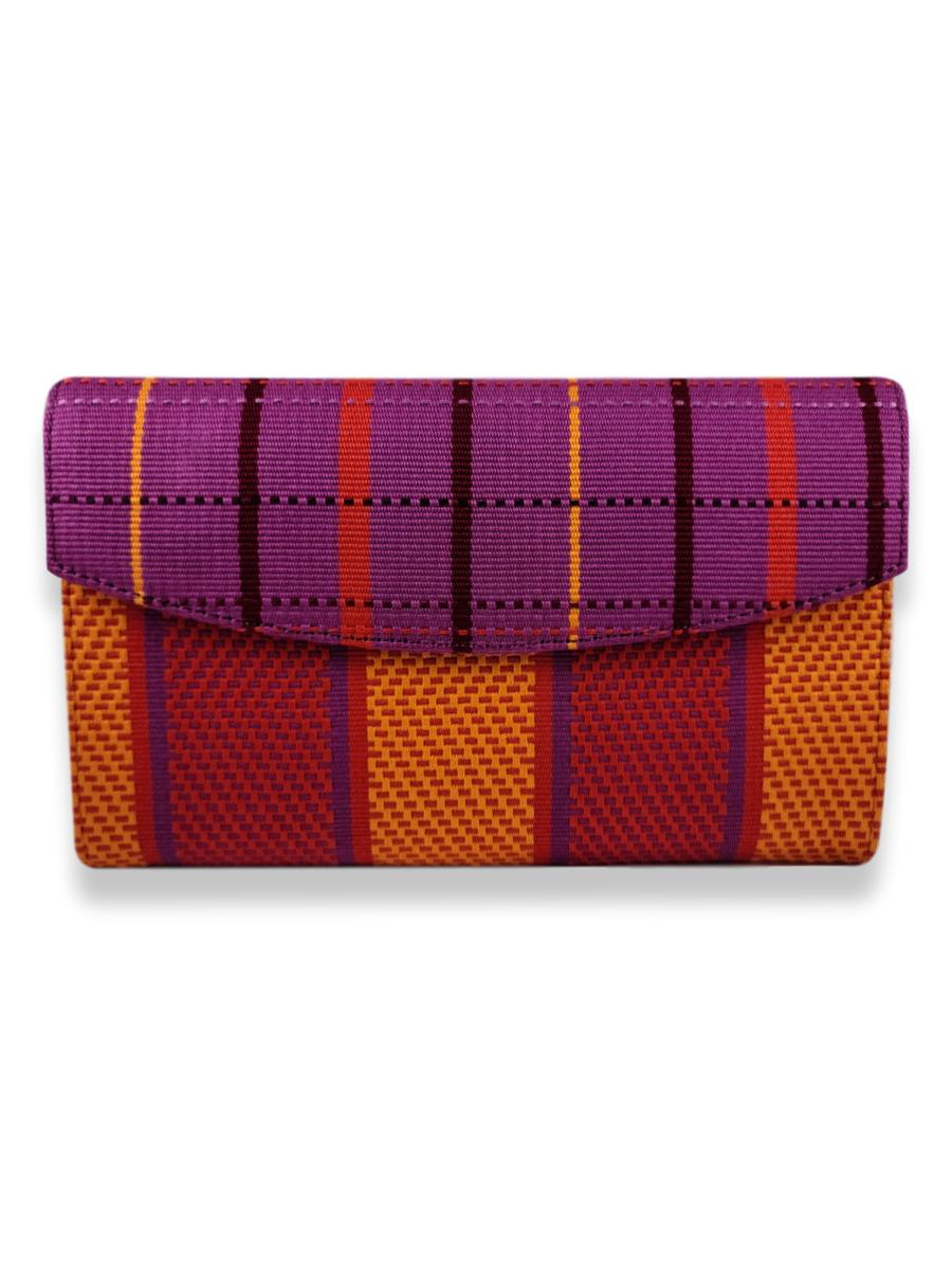 Small Classic Clutch - Sunset Collection 6