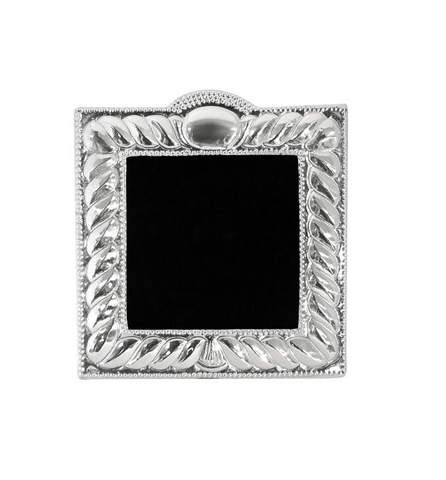 BREEZE - Sterling Silver Frame , Classic frame - ARTISANS ON MAIN STREET, {Artisan_Silver_Gifts} - 1