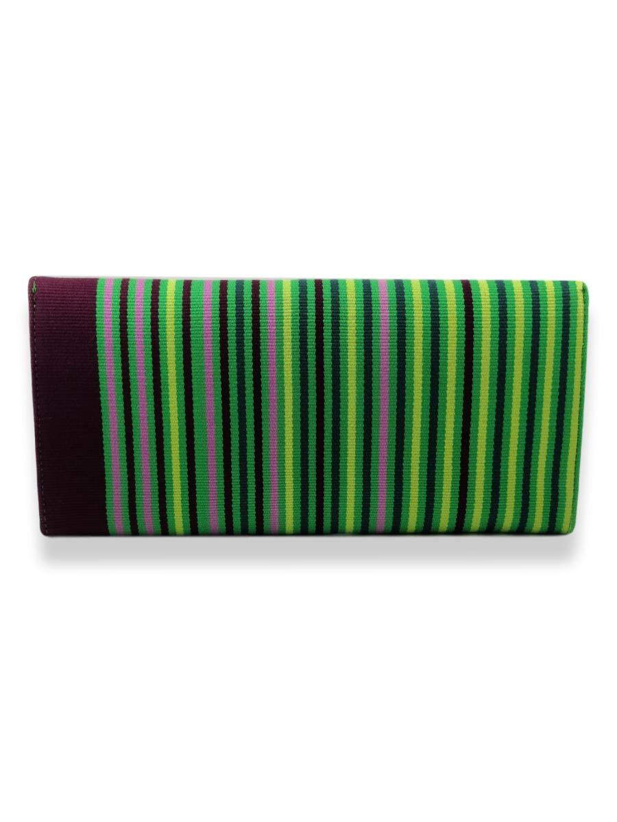 Large Classic Clutch Bag - Orchid 2