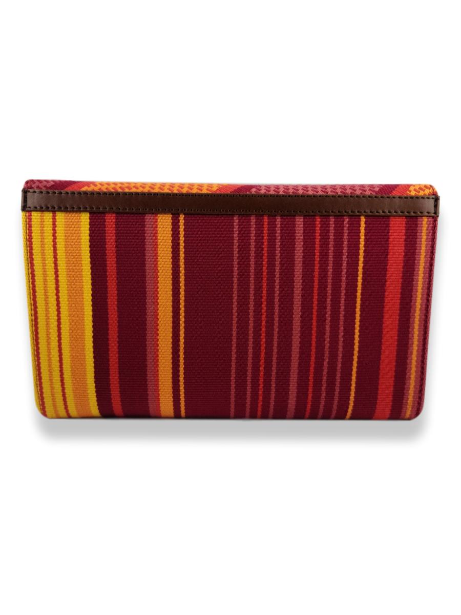 Small Classic Clutch - Sunset Collection 3