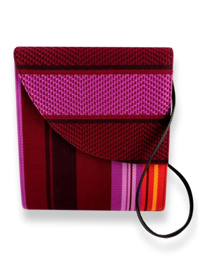 Curva Crossbody Handbag - Orchid Sunset