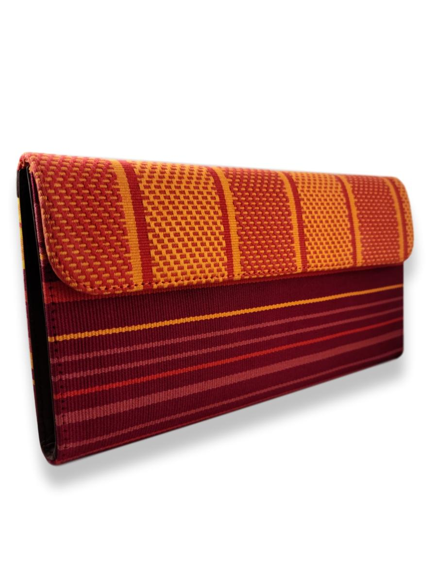 Large Classic Clutch Bag - Sunset Collection