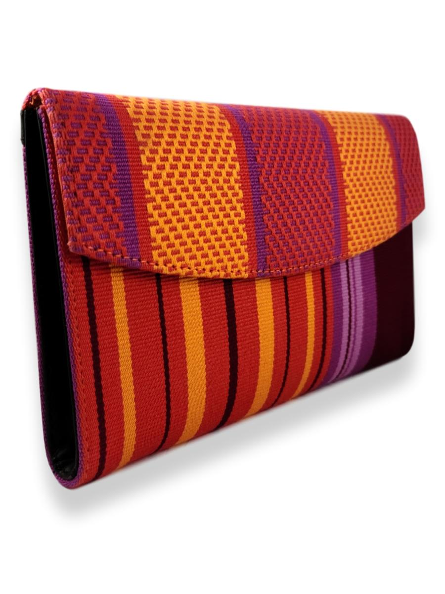 Small Classic Clutch - Sunset Collection 4