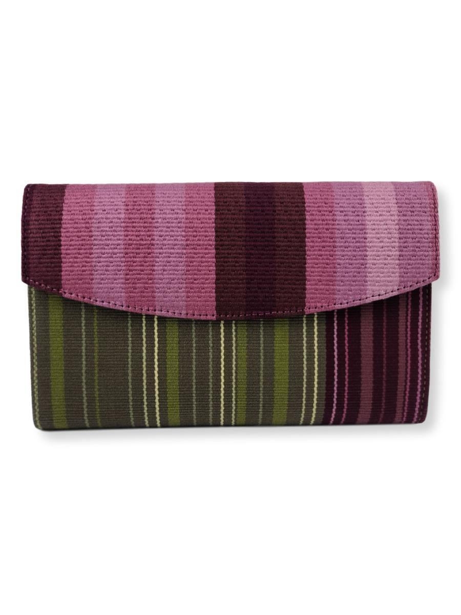 Small Classic Clutch - Flower Collection - Qinti - The Peruvian Shop