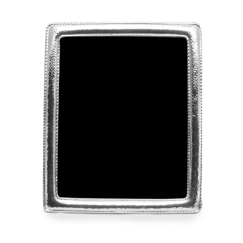LA LUNA - Sterling Silver Frame , Classic frame - ARTISANS ON MAIN STREET, {Artisan_Silver_Gifts} - 1