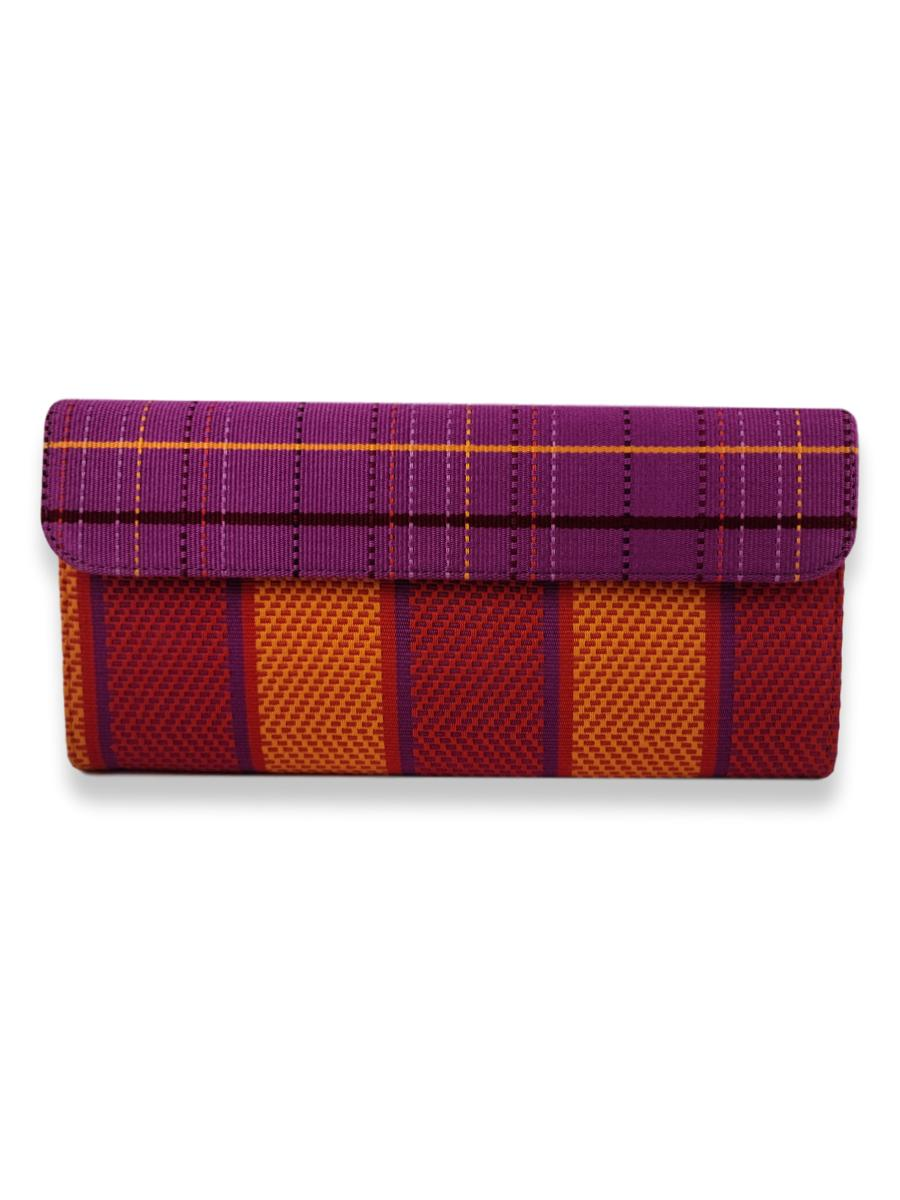 Large Classic Clutch Bag - Sunset Collection 2