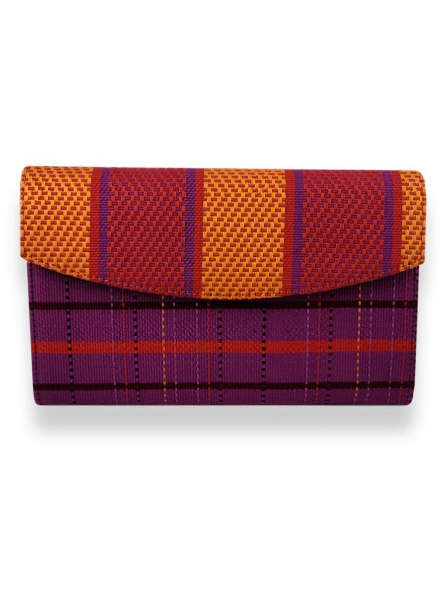 Small Classic Clutch - Sunset Collection