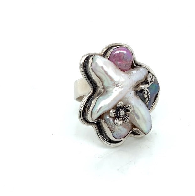 Under the Sea Ring - Qinti - The Peruvian Shop