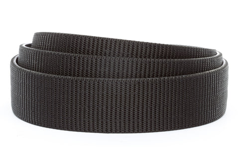 "XL 1.5"" Black Nylon Strap"