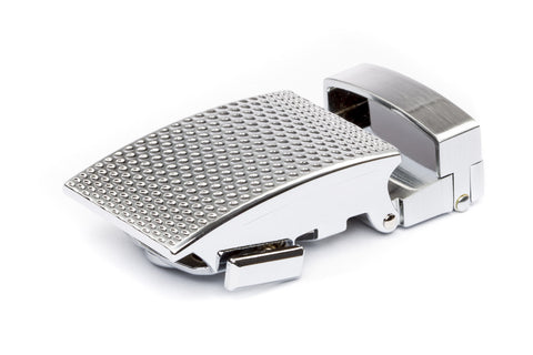 "1.25"" Anson Golf Buckle in Silver"