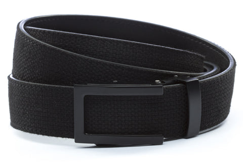 1-25-quot-traditional-buckle-in-black 1-25-quot-black-canvas-strap
